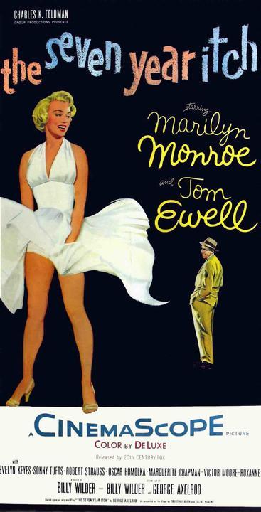 七年痒 The Seven Year Itch (1955)