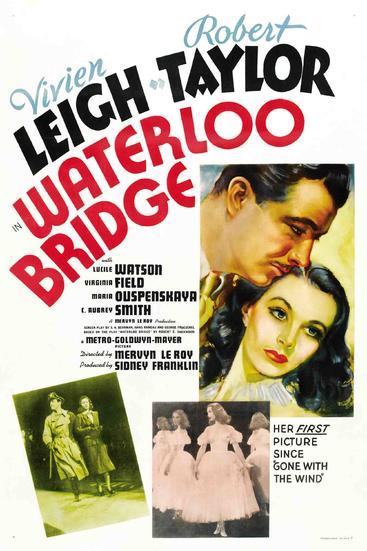 魂断蓝桥 Waterloo Bridge (1940)
