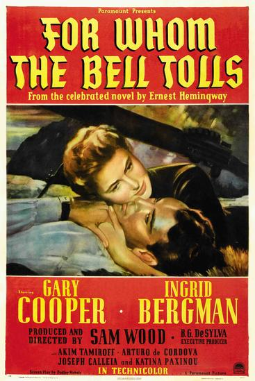战地钟声 For Whom the Bell Tolls (1943)