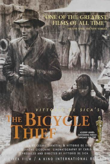 偷自行车的人 Ladri di biciclette (1948)