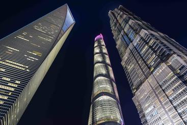 中国 上海 中心大厦 Shanghai Tower China