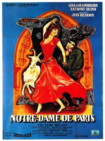 巴黎圣母院 Notre Dame de Paris (1956)