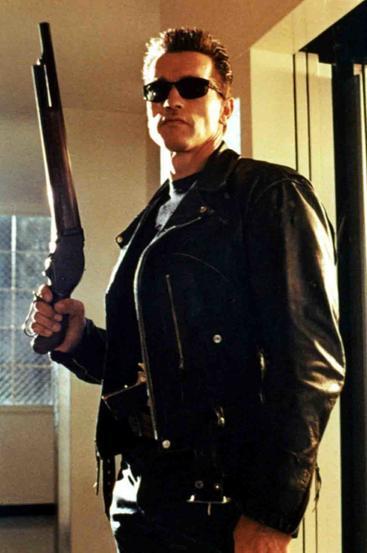 阿诺德·施瓦辛格 Arnold Schwarzenegger