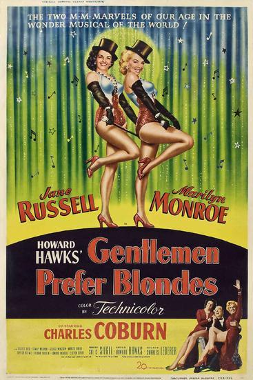 绅士爱美人 Gentlemen Prefer Blondes (1953)