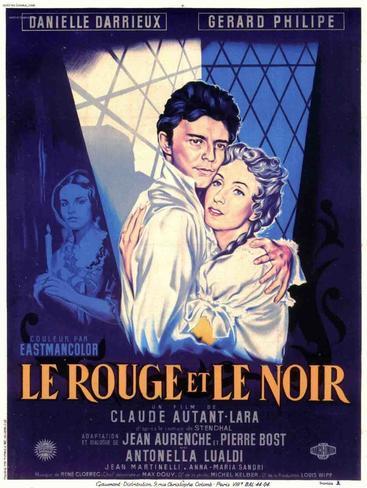 红与黑 Le Rouge et le Noir (1954)