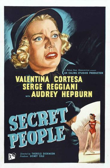 秘密人物 The Secret People (1952)