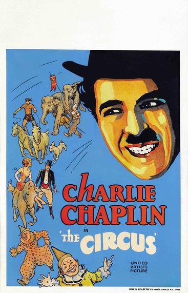 马戏团 The Circus (1928)