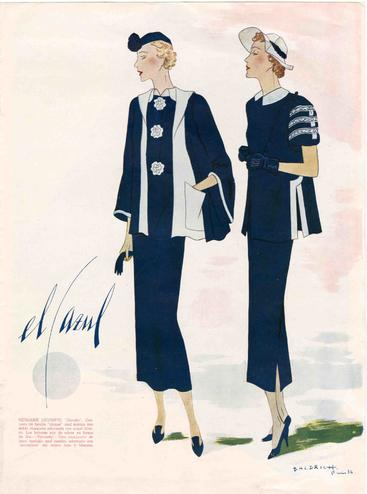 1936 Spanish Fashion womens suits patterns__V0100021GPN