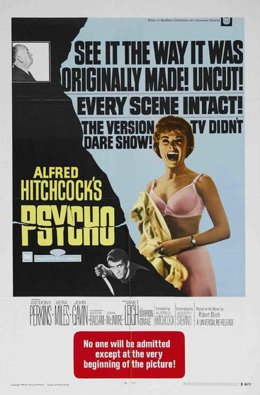 惊魂记 Psycho (1960)