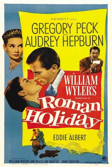 罗马假日 Roman Holiday (1953)