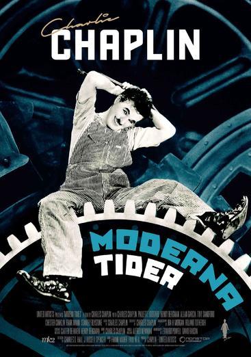 摩登时代 Modern Times (1936)