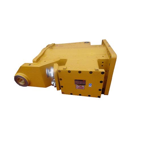 掘进机配件三一160截割电机YBUD-160/100-4/8