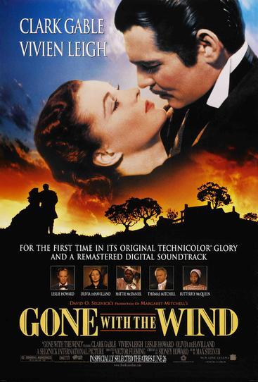 乱世佳人 Gone with the Wind (1939)