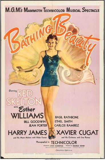 出水芙蓉 Bathing Beauty (1944)