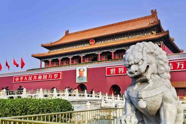 中国 北京 天安门 Tiananmen Beijing China