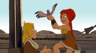 阿斯特里克斯和维京人  Asterix and the Vikings(2006)