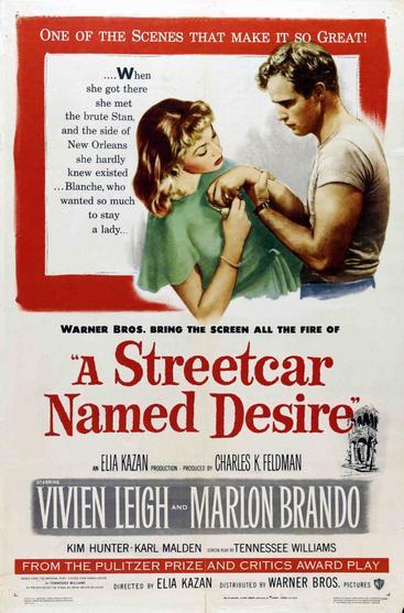 欲望号街车 A Streetcar Named Desire (1951)