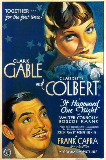 一夜风流 It Happened One Night (1934)