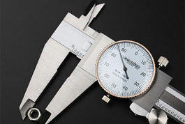 Dial Caliper Stainless Steel