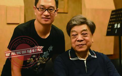 赵忠祥合影