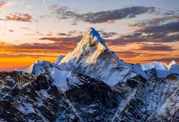 喜马拉雅山 Himalaya Mountains
