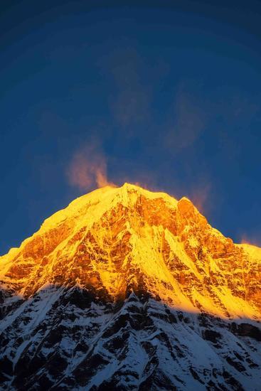 喜马拉雅山脉 Himalayas
