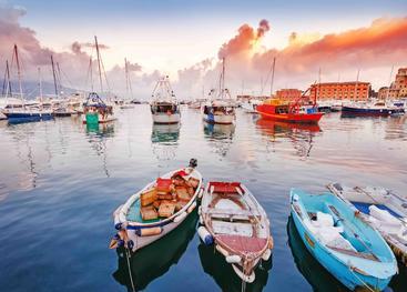 意大利 拉帕罗 利古里亚海 Ligurian Sea Rapallo Italy