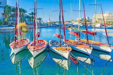 以色列 埃拉特港口 Eilat Port Lsrael