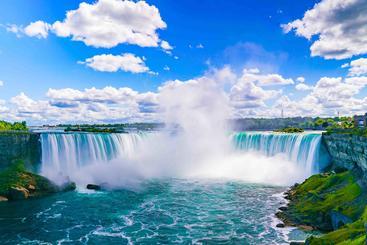 加拿大 尼亚加拉大瀑布 Niagara Falls Canada