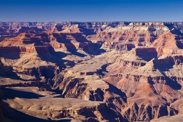 美国 亚利桑那州 大峡谷 Grand Canyon Arizona USA