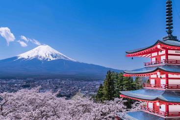 日本 富士山 Mount Fuji Japan