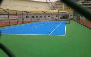 硅PU球場的圍網工程施工的材料及規格