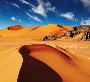 阿尔及利亚 撒哈拉沙漠 Sahara Desert  Algeria