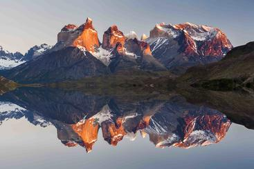 智利 潘恩国家公园 Torres Del Paine National Park Chile
