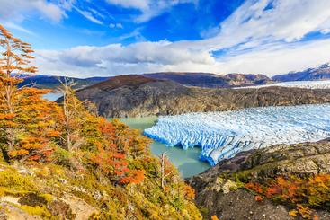 智利 潘恩国家公园 Torres Del Paine National Park Chile