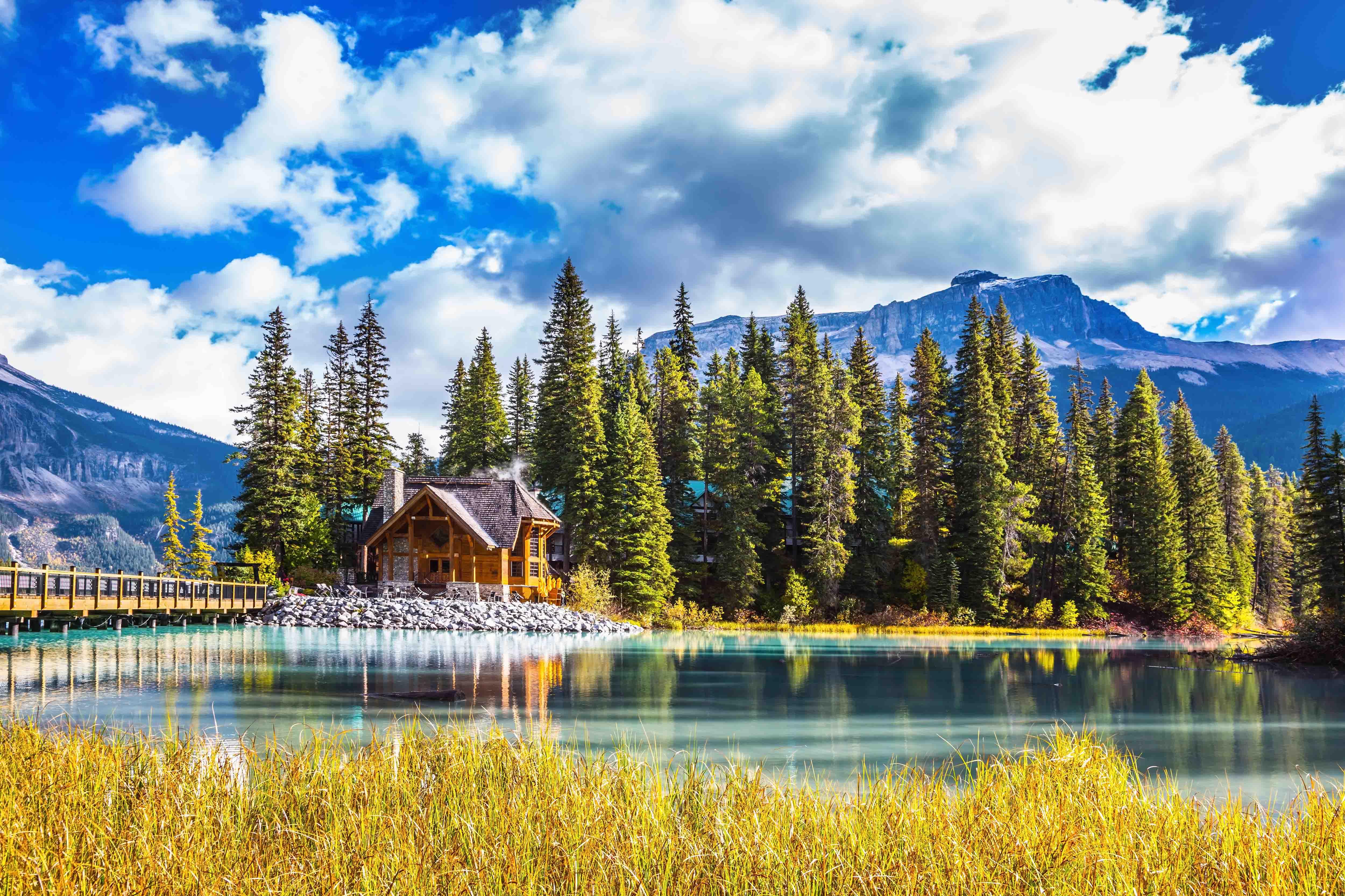 F0602052SSK_530296375 Yoho国家公园,加拿大 Yoho National Park, Canada.jpg