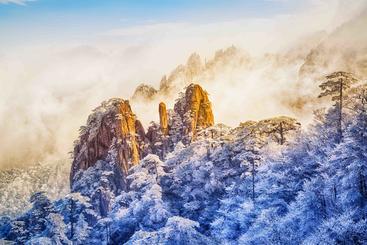 中国 安徽 黄山 Huangshan Anhui China