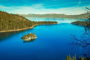 美国 太浩湖  Lake Tahoe USA