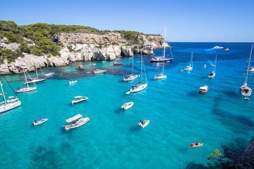 西班牙 梅诺卡岛 Macarella Spain