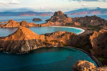印度尼西亚 科莫多岛 Komodo Island Indonesia