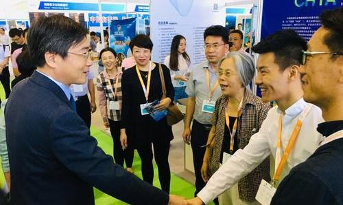 莱蒙健康亮相北京国际健康旅游博览会,高端医疗旅游产品备受关注