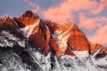 尼泊尔 喜马拉雅山脉 Himalayas Nepal