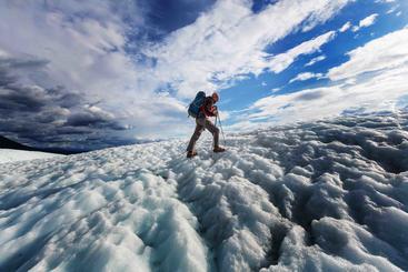 美国 阿拉斯加 埃利亚斯国家公园  Elias National Park Alaska USA