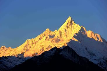 中国 云南 梅里雪山 Meili Snow Mountain Yunnan China