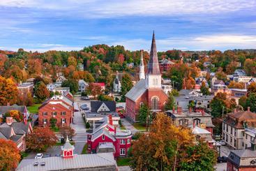 美国 佛蒙特州 Vermont USA