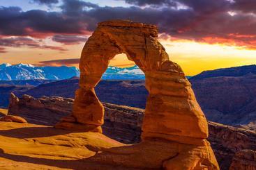 美国 拱门国家公园 Arches National Park USA