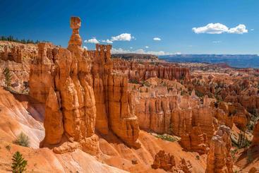 美国 布赖斯峡谷 Bryce Canyon USA