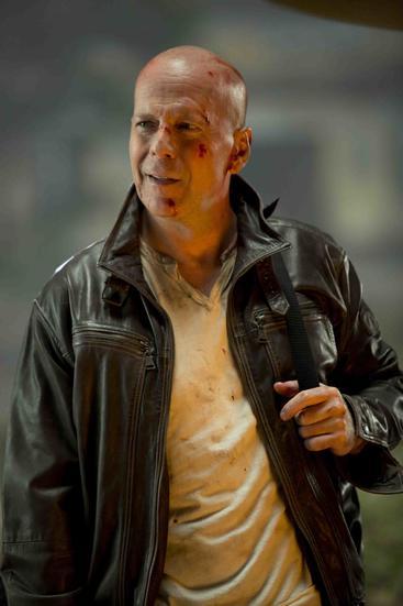 布鲁斯·威利斯 Bruce Willis