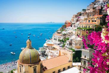 意大利 波西塔诺 Positano Italy