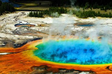 美国 黄石国家公园 Yellowstone National Park USA